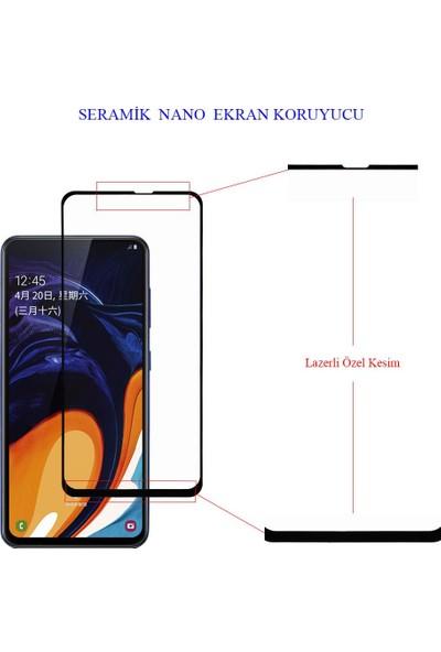 Microlux Samsung Galaxy A60 Ekran Koruyucu Seramik Nano