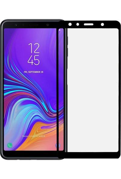 Microlux Samsung Galaxy A7 2018 Ekran Koruyucu Seramik Nano