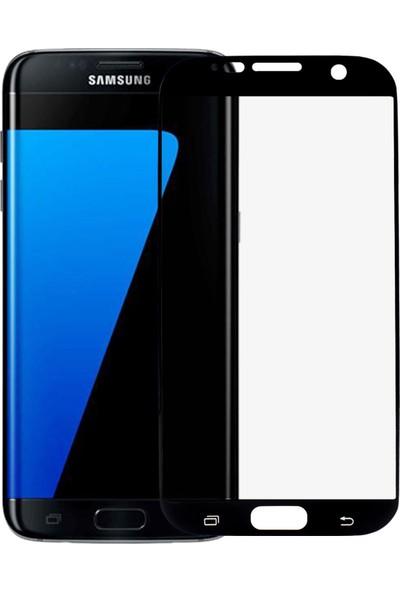 Microlux Samsung Galaxy S7 Edge Ekran Koruyucu Nano Tam Kaplama