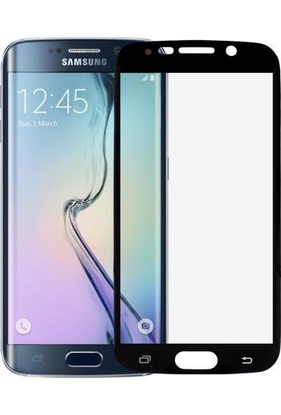 Microlux Samsung Galaxy S6 Edge Ekran Koruyucu Nano Tam Kaplama