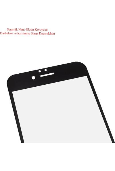 Microlux iPhone 6S Plus Ekran Koruyucu Seramik Nano 9D Tam Kaplama