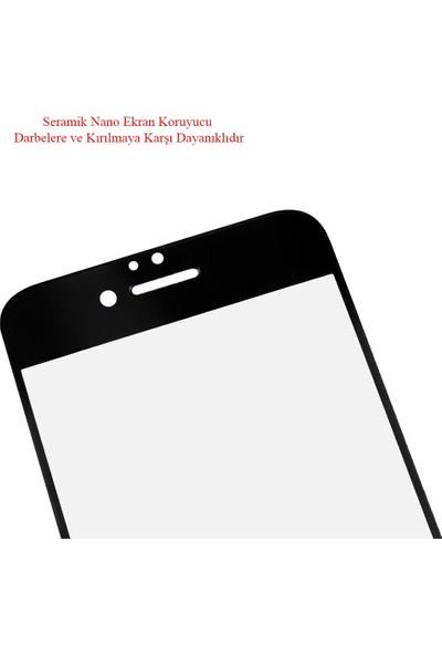 Microlux iPhone 6 Ekran Koruyucu Seramik Nano 9D Tam Kaplama