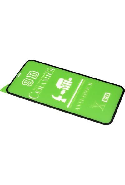 Microlux iPhone 11 Ekran Koruyucu Seramik Nano 9D Tam Kaplama