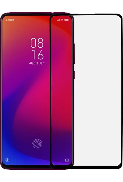 Microlux Xiaomi Mi 9T Ekran Koruyucu Seramik Nano 9D Tam Kaplama