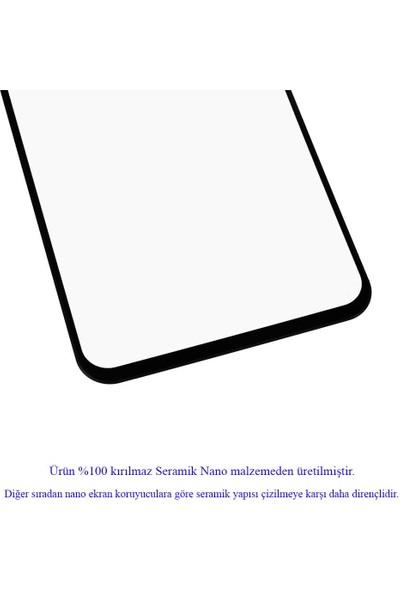 Microlux Samsung Galaxy A40 Ekran Koruyucu Seramik Nano