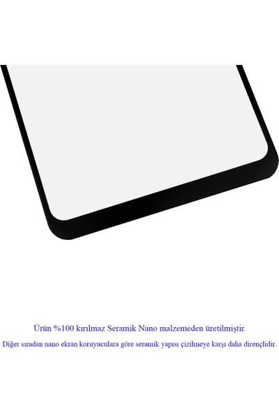 Microlux Samsung Galaxy A10 Ekran Koruyucu Seramik Nano