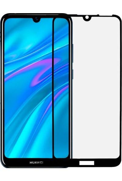 Microlux Huawei Y6 2019 Ekran Koruyucu Seramik Nano 9D Tam Kaplama