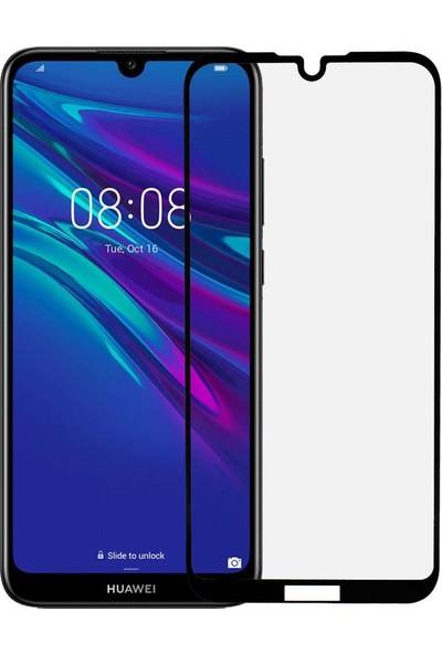 Microlux Huawei Y5 2019 Ekran Koruyucu Seramik Nano 9D Tam Kaplama