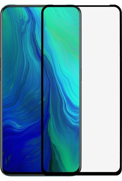 Microlux Oppo Reno 10X Zoom Ekran Koruyucu 9D Tam Kaplama