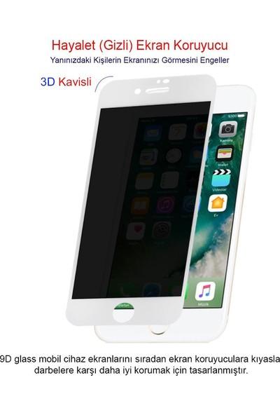 Microlux iPhone 7 Ekran Koruyucu Gizli Hayalet Cam