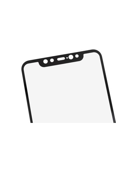 Microlux Xiaomi Mi 8 Ekran Koruyucu 9D Tam Kaplama