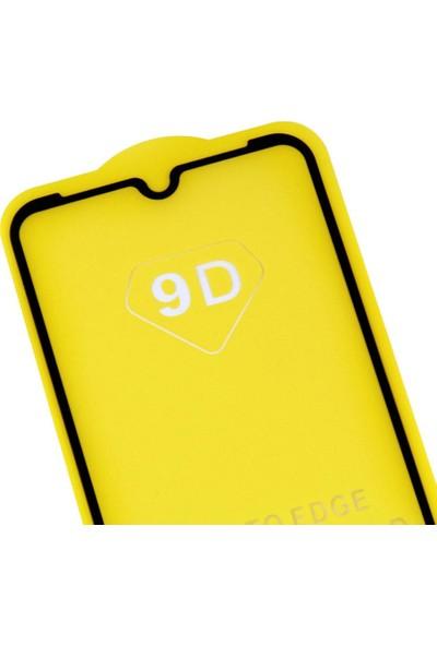 Microlux Xiaomi Mi 9SE Ekran Koruyucu 9D Tam Kaplama
