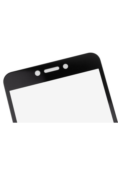 Microlux Xiaomi Redmi Go Ekran Koruyucu 9D Tam Kaplama