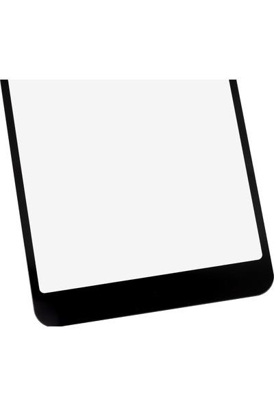 Microlux Xiaomi Redmi S2 Ekran Koruyucu 9D Tam Kaplama