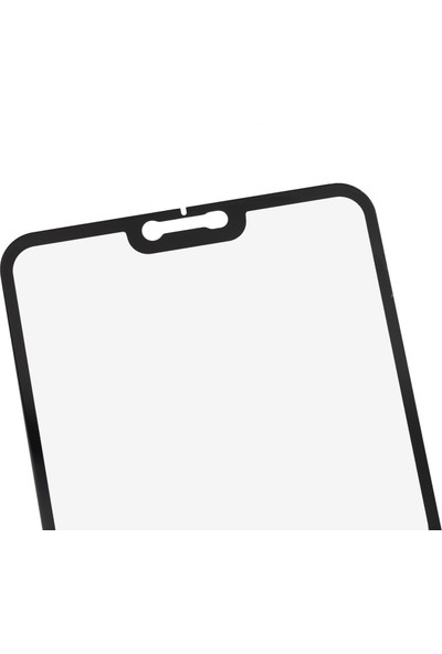 Microlux Xiaomi Mi 8 Lite Ekran Koruyucu 9D Tam Kaplama