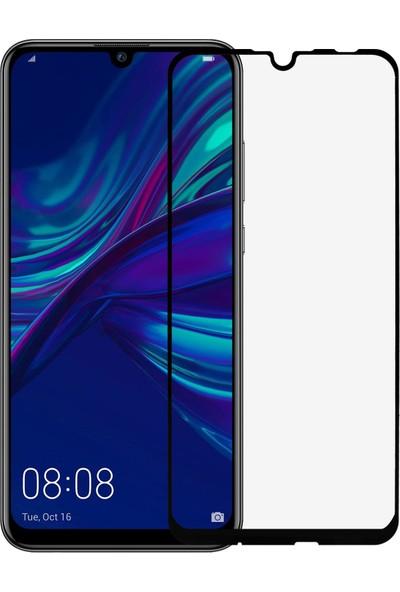 Microlux Huawei P Smart 2019 Ekran Koruyucu 9D Tam Kaplama