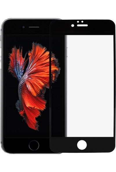Microlux iPhone 6S Ekran Koruyucu 9D Tam Kaplama