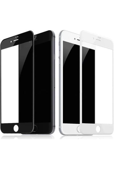 Microlux iPhone 6 Plus Ekran Koruyucu 9D Tam Kaplama