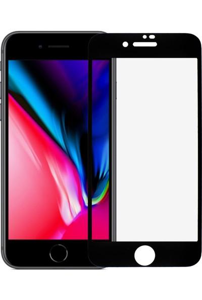 Microlux iPhone 8 Plus Ekran Koruyucu 9D Tam Kaplama