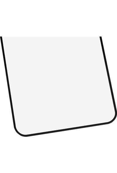 Microlux iPhone XS Max Ekran Koruyucu 6D Tam Kaplama