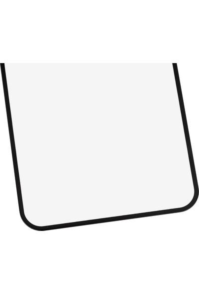 Microlux iPhone X/XS Ekran Koruyucu 6D Tam Kaplama