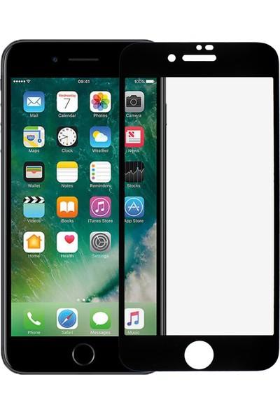 Microlux iPhone 8 Plus Ekran Koruyucu 6D Tam Kaplama