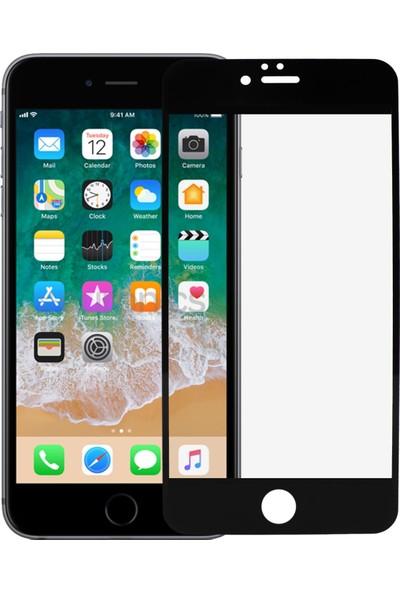 Microlux iPhone 6 Plus Ekran Koruyucu 6D Tam Kaplama