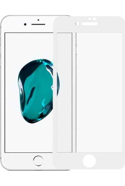 Microlux iPhone 7 Plus Ekran Koruyucu 6D Tam Kaplama