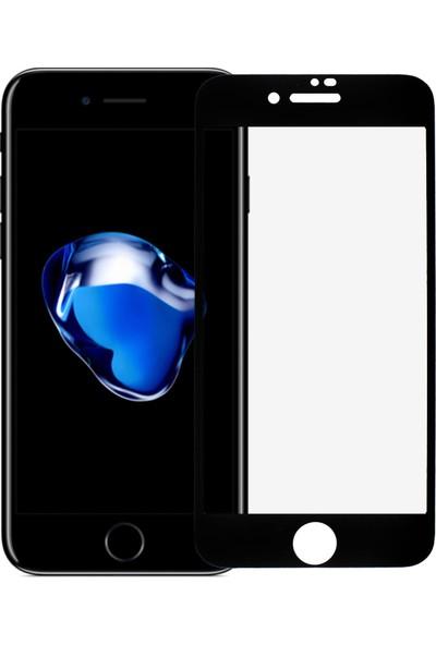 Microlux iPhone 7 Ekran Koruyucu 6D Tam Kaplama