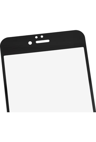 Microlux iPhone 6S Ekran Koruyucu 6D Tam Kaplama