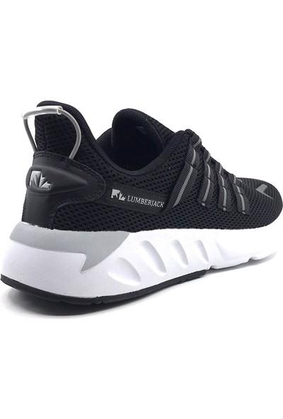 Lumberjack Sword 100497727 Siyah Yazlık Erkek Spor Ayakkabı