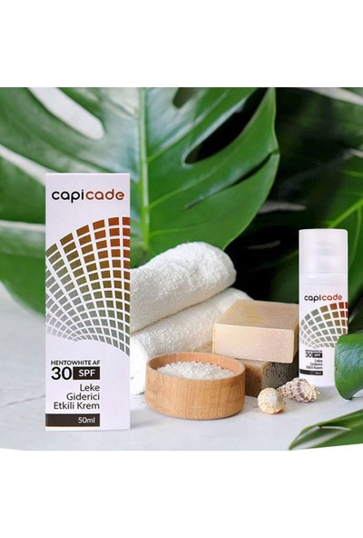 Capicade Dark Spot Correcting Cream Spf30 50ml