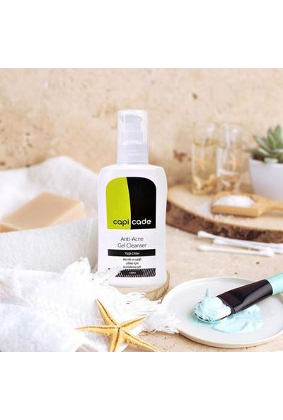 Capicade Anti-Acne Yağlı Ciltler İçin Temizleme Jeli 150 ml