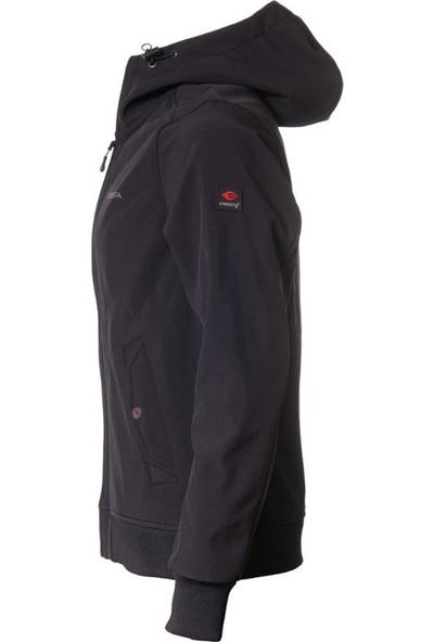 Cresta Kapüşonlu Softshell Bomber Ceket