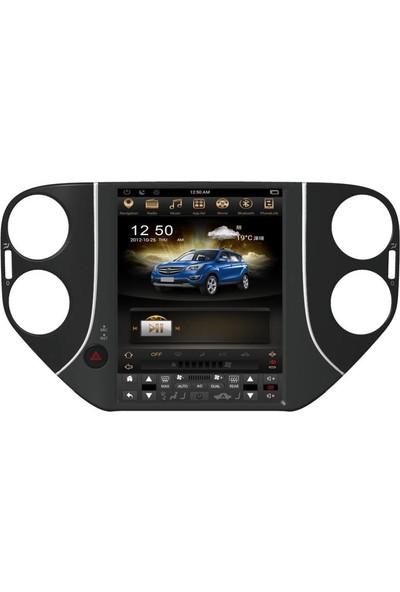 Navimex VW Tiguan Full Touch Old Tesla Navigasyon Multimedya