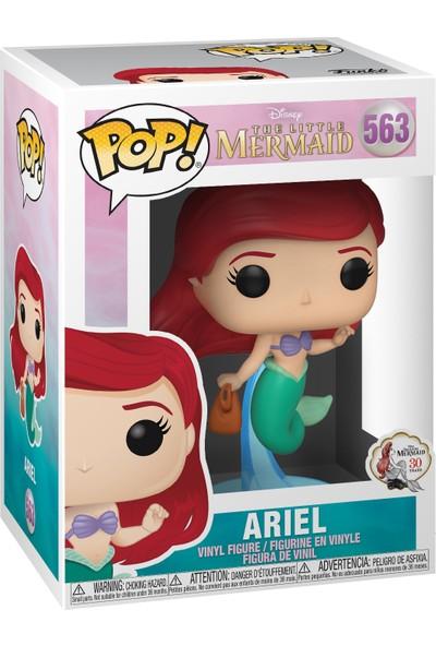 Funko POP Figür - Disney The Little Mermaid, Ariel with Bag