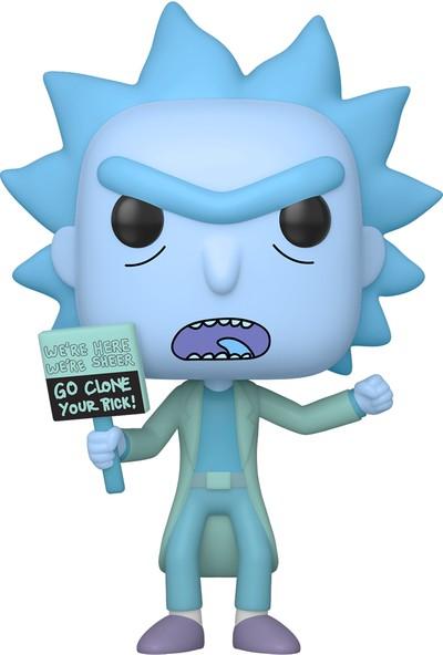 Funko POP Figür - Rick&Morty, Hologram Rick Clone