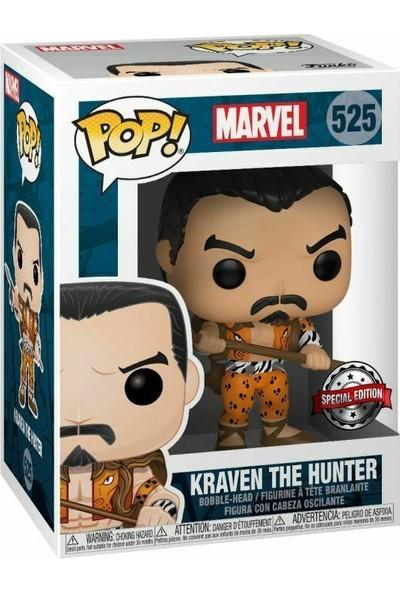 Funko POP Figür - Marvel 80th Anniversary, Kraven The Hunter LE