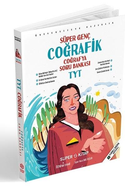 Süper Kitap Yayınları TYT Coğrafya Süper Genç Coğrafik Soru Bankası