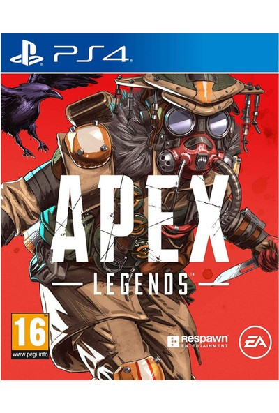Apex Legends Bloodhound Edition PS4 Oyun