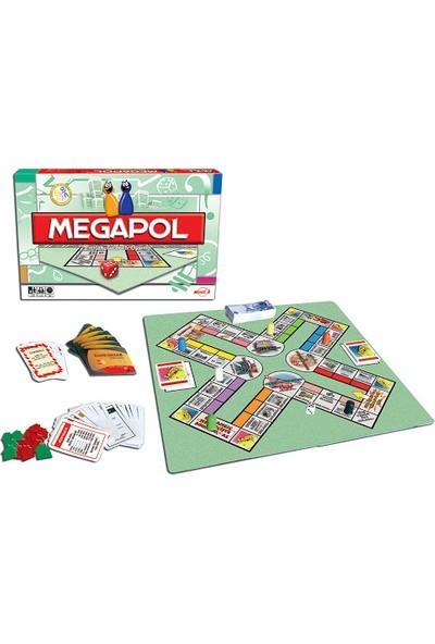 Ekip Oyuncak Megapol Emlak Ticaret Oyunu