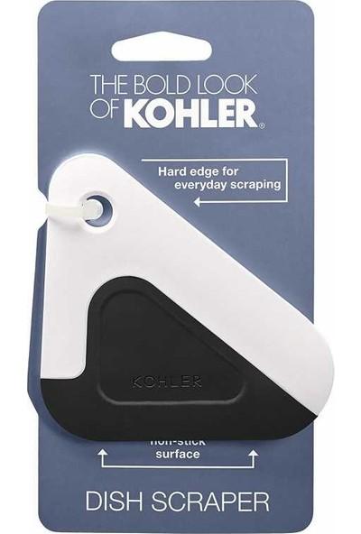 Kohler Bulaşık Temizleme Kazıyıcısı Beyaz