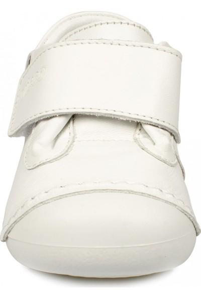 Vicco 918.e20Y.001 İlk Adım Deri Beyaz Çocuk Ayakkabı