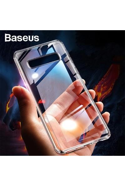 Baseus Galaxy S10 Simple Ultra İnce Kamera Korumalı Silikon Kılıf Arsas10-02
