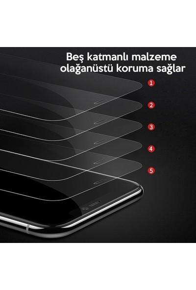 Baseus iPhone 11 Pro Tempered Cam Ekran Koruyucu 2 Adet Set Sgapıph58-Ls02
