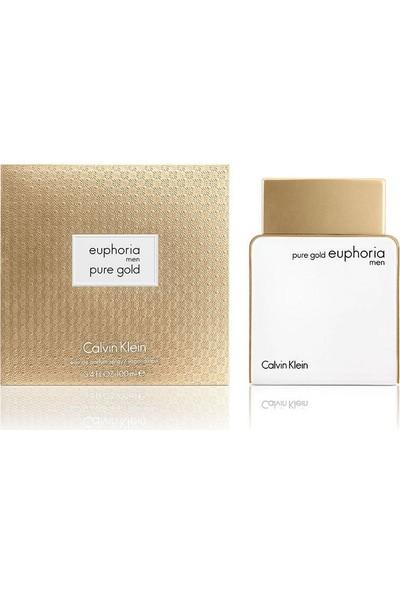 Calvin Klein Euphoria Pure Gold Edp 100 ml Erkek Parfüm