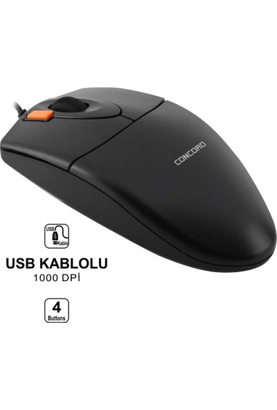 Concord C-1 Mouse