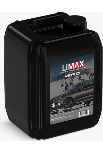 Limax Antifiriz Mavi 5 lt