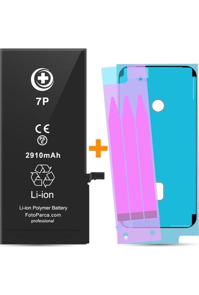 FP Pro Apple iPhone 7 Plus Batarya (2910 mAh) + Pil ve Sıvı Bandı