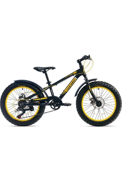 Corelli Fatboy Fat Bike M.disk Fren 20 Jant Özel Üretim Bisiklet